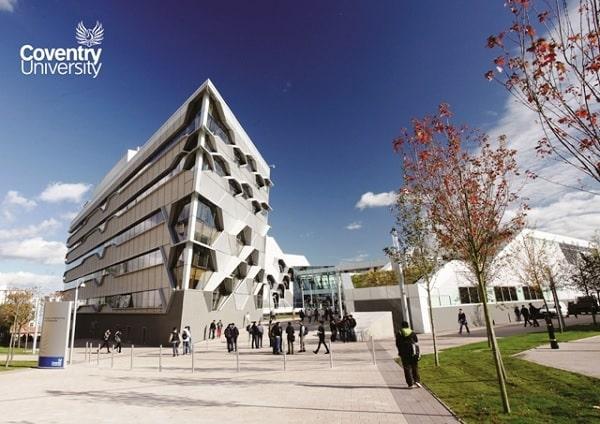 Đại học Coventry là đối tác của trường MDIS Singapore