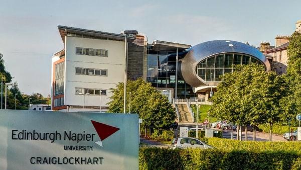 Đại học Edinburgh Napier