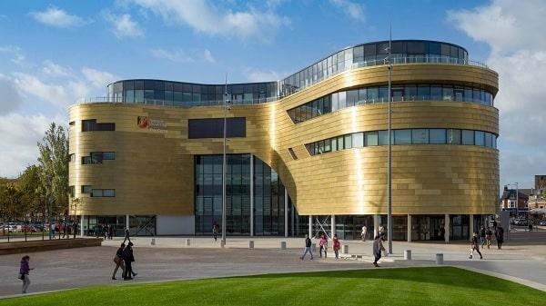 Đại học Teesside