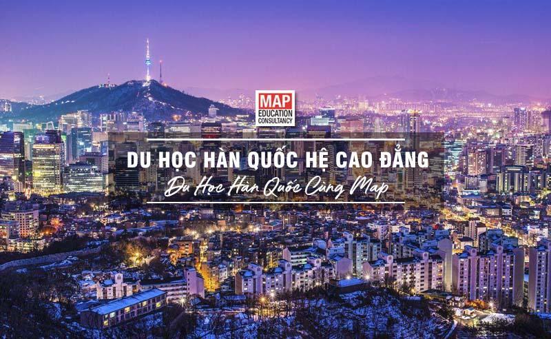 Du Học Hàn Quốc Hệ Cao Đẳng: Tốt Nghiệp Nhanh Hơn – Học Thực Hành Hơn!