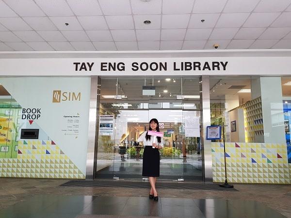 Du học Singapore chương trình tiếng Anh tại trường SIM