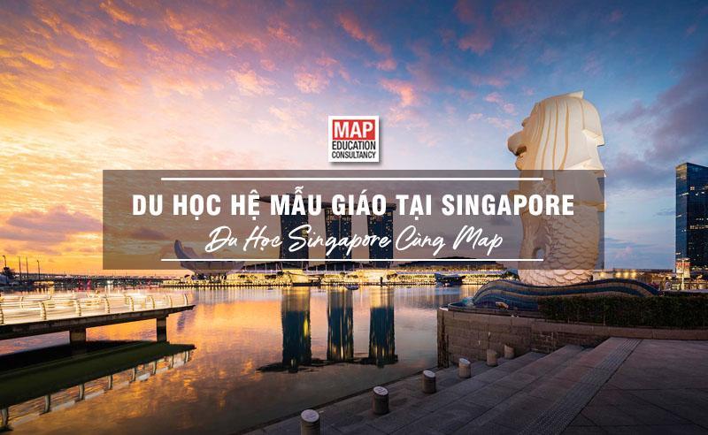 Du Học Hệ Mẫu Giáo Tại Singapore – Con Đường Ngắn Nhất Để Được Học Trường Công