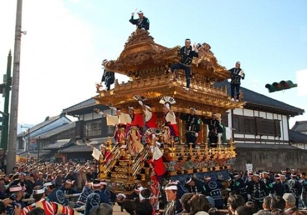 Du học ở Nagoya, sinh viên sẽ được tham dự lễ hội Nagoya nổi tiếng