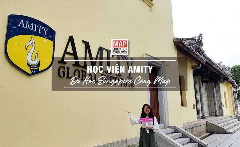 Học viện Amity - Ngôi trường số 1 về Kinh doanh tại Singapore