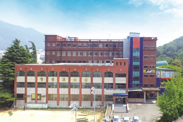 Học xá chính của Đại học Kỹ thuật Daegu