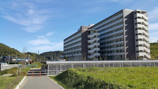 Ký túc xá Ito Harmony tại trường đại học Kyushu Nhật Bản