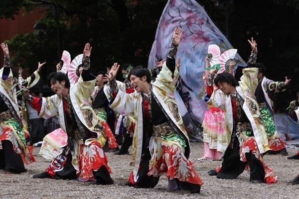 Lễ hội Nippon Domannaka - Trải nghiệm thú vị dành cho sinh viên đam mê nhảy múa