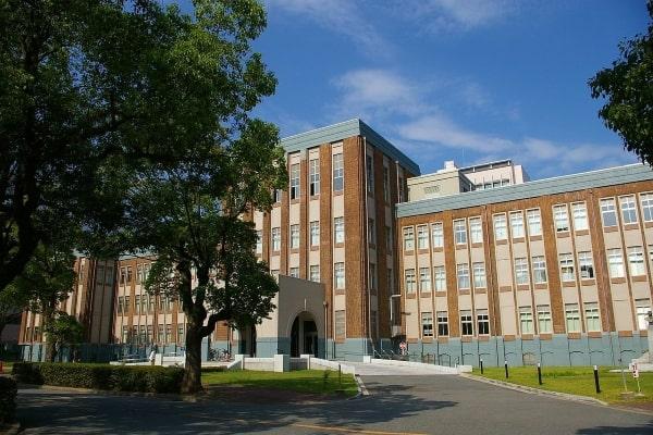 Maidashi là cơ sở lâu đời nhất tại Kyushu University