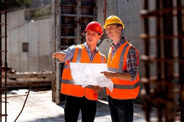 Ngành xây dựng được thuê sinh viên cho chương trình thực tập trả lương