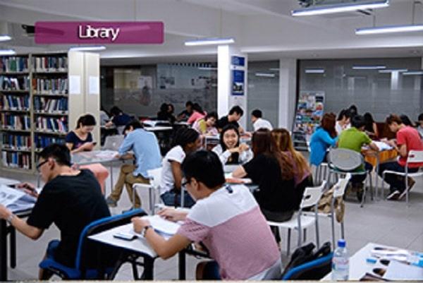 Thư viện của EASB