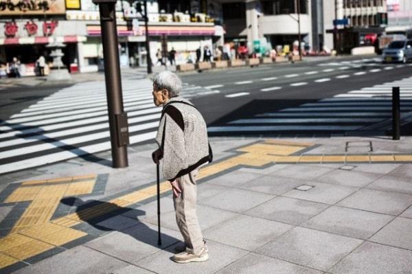 Thực trạng già hóa dân số tại Nhật Bản đang ở mức báo động