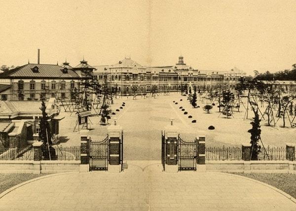 Tiền thân của trường đại học Kyushu Nhật Bản hiện nay chính là Cao đẳng Y Fukuoka