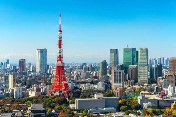 Tư vấn chọn vùng du học Nhật Bản - Vùng đô thị Tokyo là vùng đô thị đông dân nhất Nhật Bản