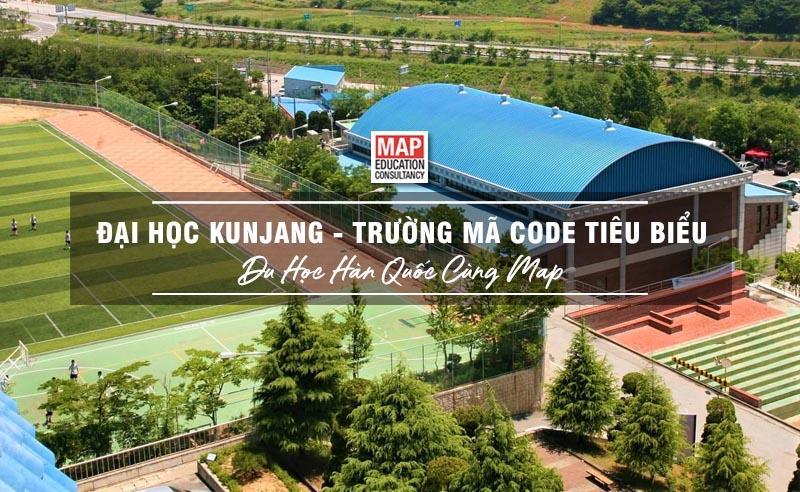 Đại Học Kunjang – Trường Mã Code Hàng đầu Gunsan