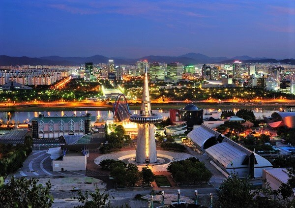Daejeon - Thung Lũng Sillicon của Hàn Quốc