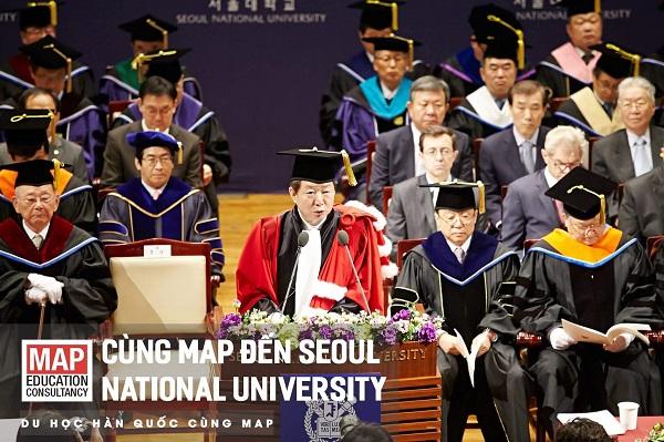 Du học Hàn Quốc ngành Sư phạm tại Đại học Quốc gia Seoul – TOP SKY danh giá của Hàn Quốc