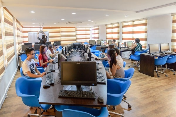 Du học SHRM Singapore chương trình tiếng Anh