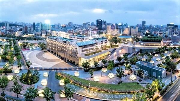 Khu đô thị Ánh sáng – thành phố Gwangju