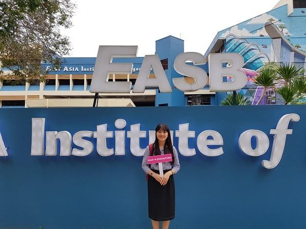 Học chương trình tiếng Anh tại EASB