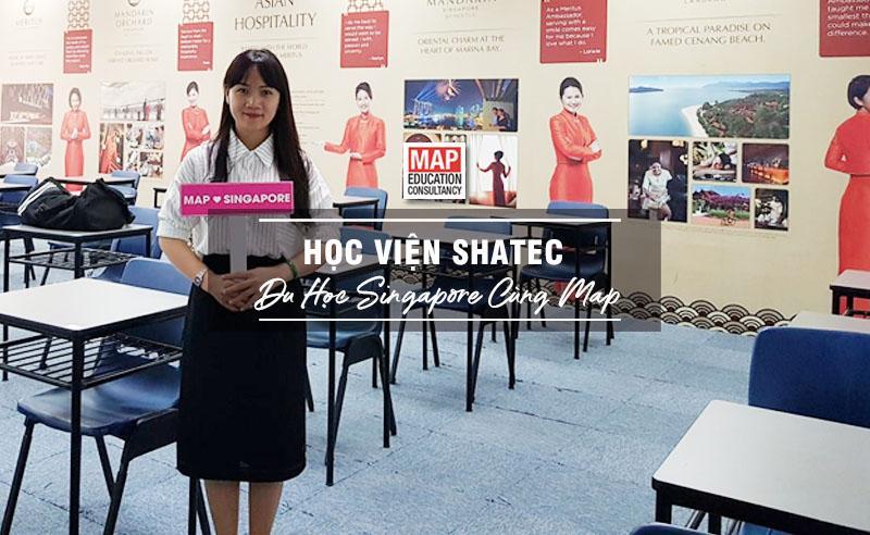 Học Viện SHATEC – Trường Đào Tạo Ẩm Thực Số 1 Singapore
