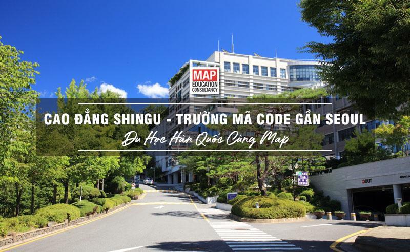 Cao Đẳng Shingu – Trường Mã Code Gần Seoul