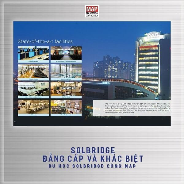 Solbridge International School of Business – Ngôi trường kinh doanh độc nhất vô nhị