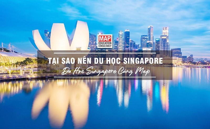 Tại Sao Nên Du Học Singapore?