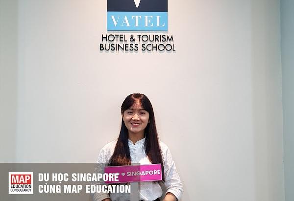 Trường SDH liên kết với trường VATEL danh giá của Pháp