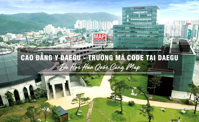 Cao Đẳng Y Daegu – Trường Mã Code Tại Daegu