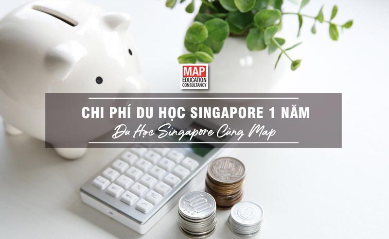 Chi Phí Du Học Singapore 1 Năm Là Bao Nhiêu?