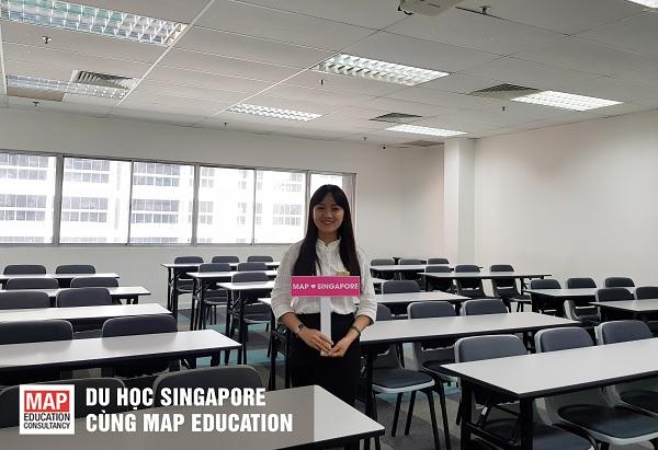 Cùng MAP du học tiếng Anh tại Singapore