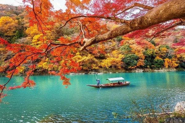 Du học Nhật Bản kỳ tháng 10, du học sinh sẽ dễ dàng thích nghi với thời tiết vô cùng mát mẻ, dễ chịu