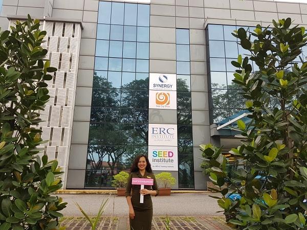 Du học thạc sĩ Singapore tại ERC