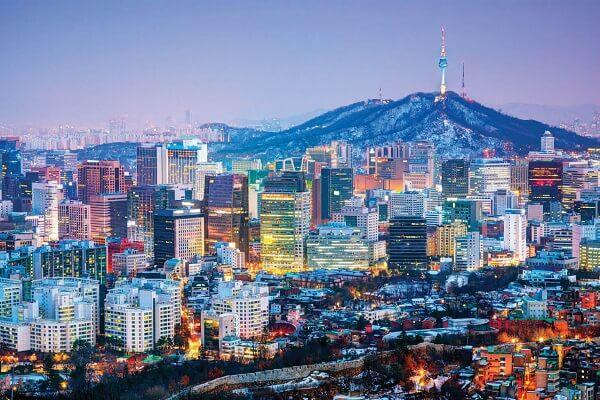 Kinh tế Hàn Quốc xếp #4 toàn châu Á
