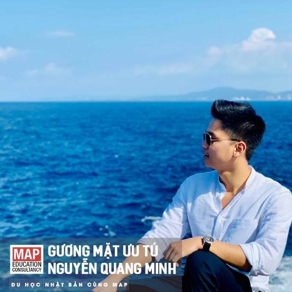 Nguyễn Quang Minh - Gương mặt tiêu biểu của MAP