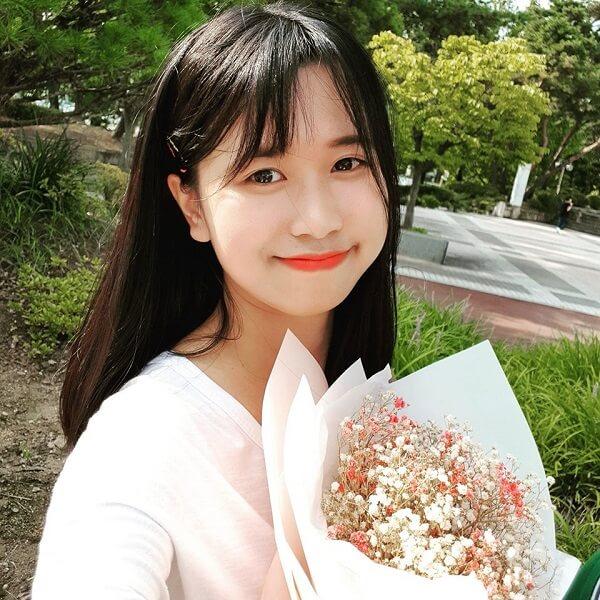 Nguyệt Minh - sinh viên ưu tú của MAP tại ĐHQG Chungnam