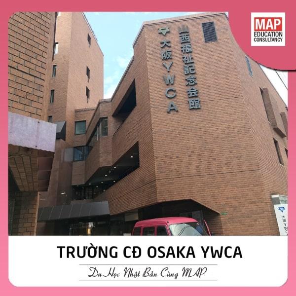 Osaka YWCA là một trong những trường Nhật ngữ đang tuyển sinh kỳ này