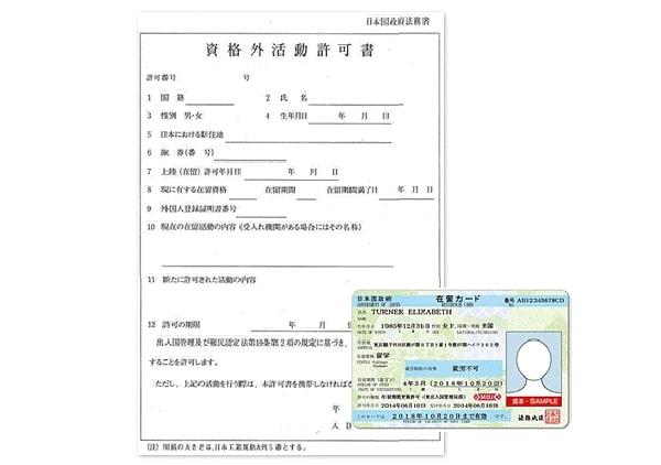 Theo quy định việc làm thêm khi du học Nhật Bản, sinh viên sẽ xin cấp giấy này tại Cục điều hành xuất nhập cảnh nơi bạn sống