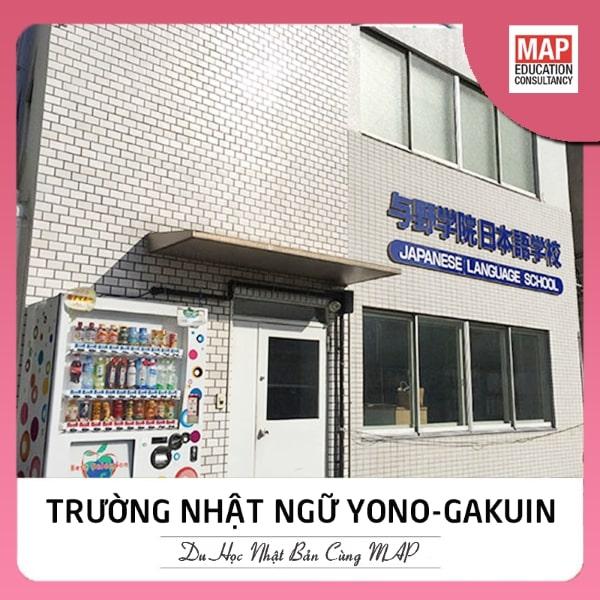 Trường Nhật ngữ Yono Gakuin là một trong số ít trường tuyển sinh du học Nhật Bản kỳ tháng 7