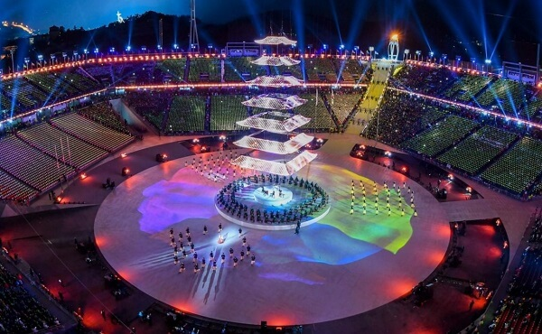 Lễ bế mạc Thế vận hội mùa đông Pyongchang hoành tráng và rực rỡ