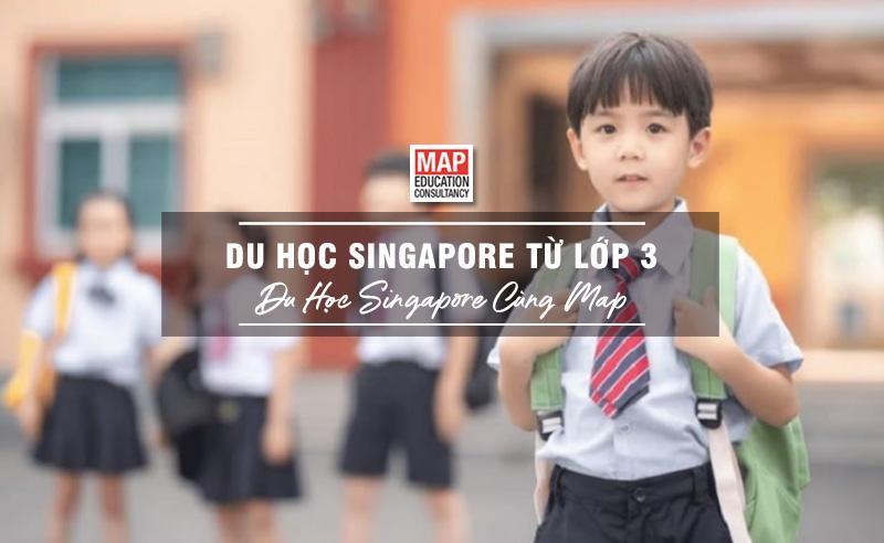 Du Học Singapore Từ Lớp 3 – Lộ Trình Nào Là Tốt Nhất?
