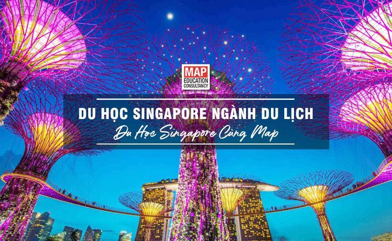 Du Học Singapore Ngành Du Lịch – Học Hỏi Từ Đảo Quốc Sư Tử Huyền Thoại