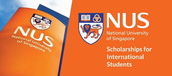 Học bổng Đại học Quốc gia Singapore chuyên ngành Khoa học Công nghệ