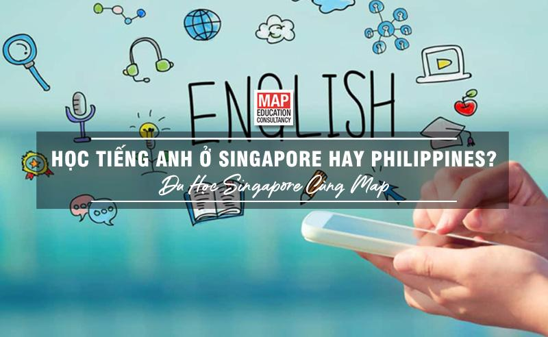 Học Tiếng Anh Ở Singapore Hay Philippines?