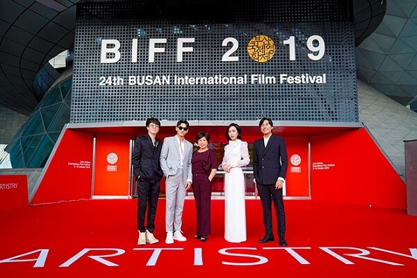 Du học Hàn Quốc ngành Tổ chức sự kiện để hòa mình vào Liên Hoan Phim Quốc Tế Busan
