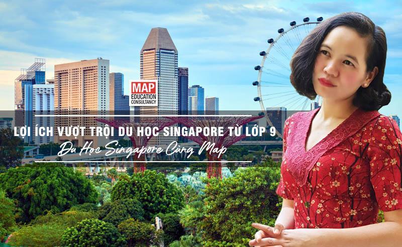 Lợi Ích Vượt Trội Khi Du Học Singapore Từ Lớp 9