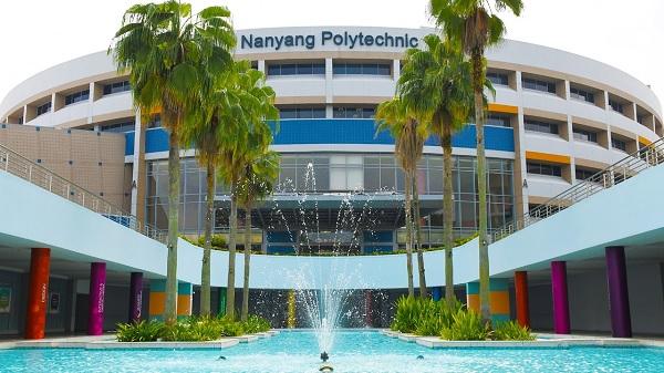 Nanyang Polytechnic - 1 trong 5 trường cao đẳng công lập tại Sing