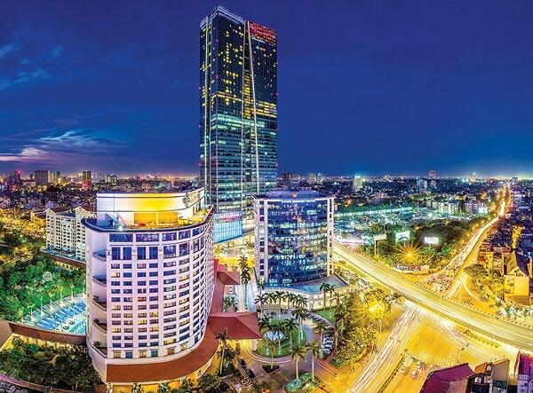 Lotte Liễu Giai - Tòa nhà cao nhất Hà Nội