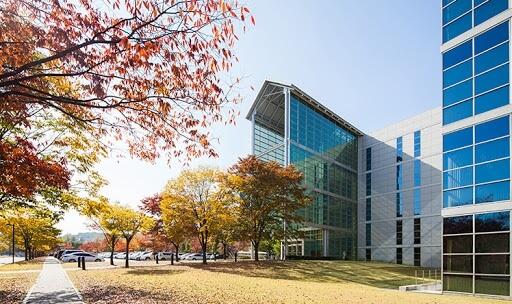 Trung tâm nghiên cứu của tập đoàn LG tại thành phố Daejeon