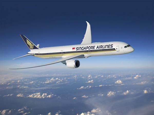 Chỉ có hãng Singapore Airlines bay vào thời điểm này
